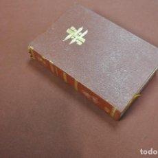 Libros de segunda mano: DECAMERÓN - BOCCACCIO - PAPEL BIBLIA - EDITORIAL VERGARA. Lote 126385971