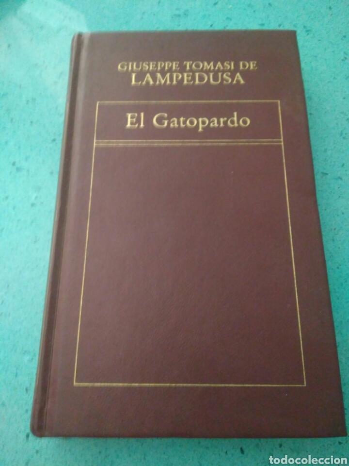 LAMPEDUSA GIUSEPPE TOMASI,EL GATOPARDO (Libros de Segunda Mano (posteriores a 1936) - Literatura - Narrativa - Clásicos)