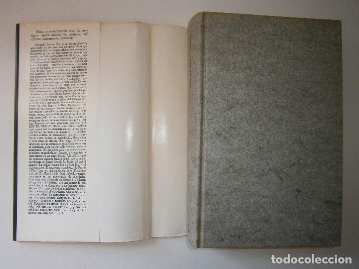 Libros de segunda mano: LARVA BABEL DE UNA NOCHE DE SAN JUAN Julian Rios Mondadori 1992 - Foto 8 - 127499915