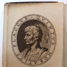 Libros de segunda mano: VIRGILIO Y HORACIO. OBRAS COMPLETAS. AGUILAR. 1941. Lote 127650615