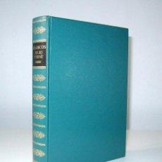 Libros de segunda mano: LA VUELTA AL MUNDO. VIAJE AL CENTRO DE LA TIERRA. DE LA TIERRA A LA LUNA, 1983, JULIO VERNE, SOPENA.. Lote 127814795