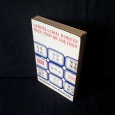 Libros de segunda mano: GABRIEL GARCIA MARQUEZ - CIEN AÑOS DE SOLEDAD - EDITORIAL SUDAMERICANA 1969. Lote 127896871