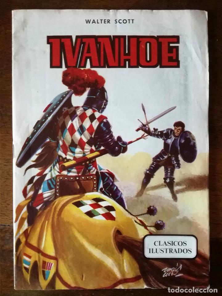 Libros de segunda mano: Cuentos Clásicos Ilustrados nº 2-3-4-5-6 1984 Editorial Valenciana. Daniel Defoe, Julio Verne..... - Foto 2 - 19169665