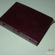 Libros de segunda mano: LOS ÚLTIMOS DIAS DE POMPEYA Nº 206 CRISOL DE LA EDITORIAL AGUILAR AÑO 1965. Lote 128657195