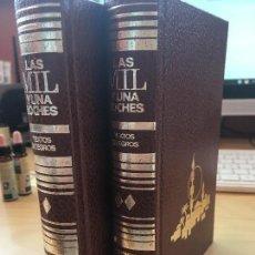 Libros de segunda mano: LAS MIL Y UNA NOCHES. ANÓNIMO. TEXTOS ÍNTEGROS. 2 TOMOS. EDICIONES 29. AÑO 1972. Lote 128705031