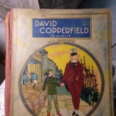 Libros de segunda mano: DAVID COPPERFIELD. FRANCES. IMPRIME GORDINNE. 1938. Lote 128798211