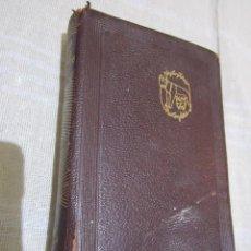 Libros de segunda mano: - OBRAS COMPLETAS DE PUBLIO VIRGILIO MARON - EDICIÓN DE 1960. PAPEL BIBLIA. 9,5 X 14 CMS.. Lote 129169975