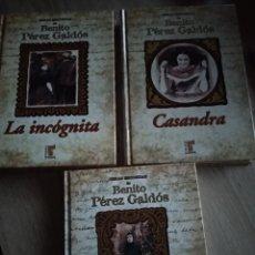 Libros de segunda mano: BENITO PÉREZ GALDÓS. Lote 129460003