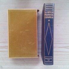 Libros de segunda mano: LA NOVELA PICARESCA ESPAÑOLA - LAZARILLO DE TORMES - TOMO 12 - PARTE 1 - CLASICOS PLANETA 1970. Lote 130048947
