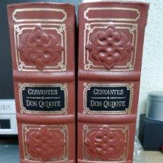 Libros de segunda mano: COLECCIÓN 2 TOMOS, DON QUIJOTE, CON TODOS LOS GRABADOS DE GUSTAVO DORÉ.. Lote 130480678