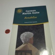 Libros de segunda mano - RETAHILAS. CARMEN MARTÍN GAITE. - 130833377