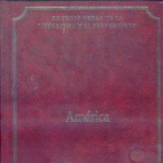 Libros de segunda mano: AMERICA, FRANZ KAFKA. Lote 130844968