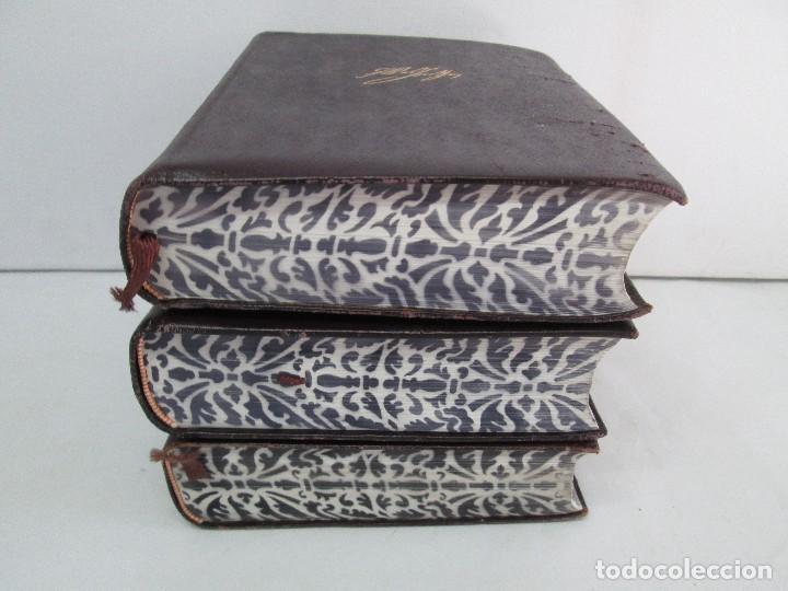 Libros de segunda mano: JOHANN WOLFGANG GOETHE. OBRAS COMPLETAS I-II-III. EDICION AGUILAR. VER FOTOGRAFIAS ADJUNTAS - Foto 3 - 130938896
