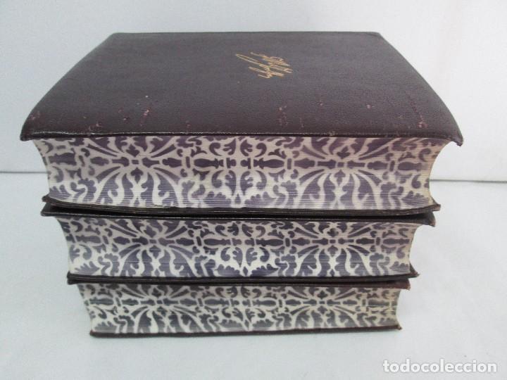 Libros de segunda mano: JOHANN WOLFGANG GOETHE. OBRAS COMPLETAS I-II-III. EDICION AGUILAR. VER FOTOGRAFIAS ADJUNTAS - Foto 4 - 130938896