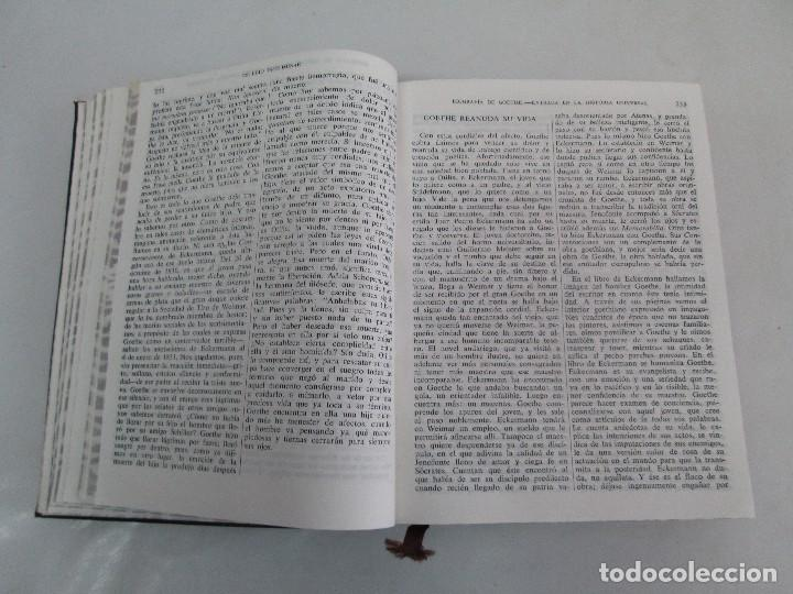 Libros de segunda mano: JOHANN WOLFGANG GOETHE. OBRAS COMPLETAS I-II-III. EDICION AGUILAR. VER FOTOGRAFIAS ADJUNTAS - Foto 9 - 130938896