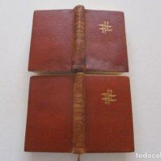 Libros de segunda mano: WILLIAM SHAKESPEARE OBRAS COMPLETAS. TOMOS I Y II. DOS TOMOS. RM87520. Lote 130996808