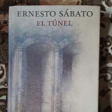 Libros de segunda mano: EL TUNEL, DE ERNESTO SABATO. EDICION ESPECIAL ILUSTRADA POR JOSE HERNANDEZ. CIRCULO, 1990. Lote 131101296