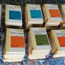 Libros de segunda mano: BIBLIOTECA BASICA SALVAT. LIBRO RTV: LOTE DE 97 LIBROS (A FALTA DE 3 PARA COMPLETAR). Lote 131128228