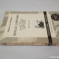 Libros de segunda mano: NOVELAS EJEMPLARES-MIGUEL DE CERVANTES-AUSTRAL-Nº 29. Lote 131136788