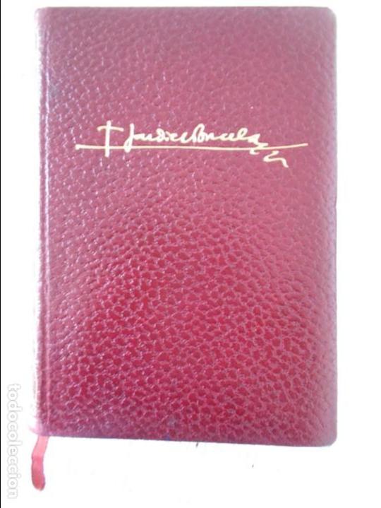 OBRAS COMPLETAS DE ENRIQUE JARDIEL PONCELA. I. EDITORIAL AHRMEX, MEXICO. SEGUNDA EDICION, 1960. PIEL (Libros de Segunda Mano (posteriores a 1936) - Literatura - Narrativa - Clásicos)