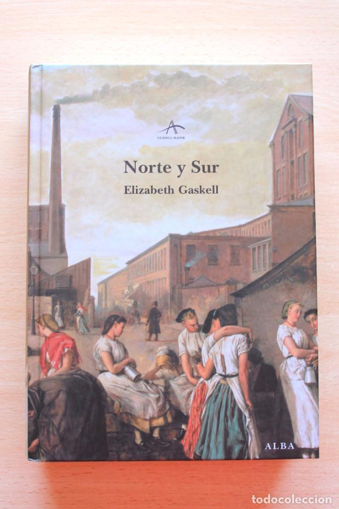 libro norte y sur elizabeth gaskell