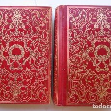 Libros de segunda mano: OBRAS COMPLETAS DE AMADO NERVO. EDITORIAL AGUILAR. EDICIÓN DE LUJO. 2 TOMOS. Lote 131330642