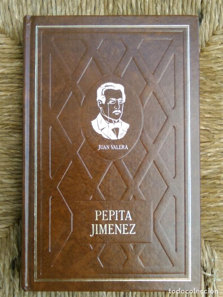 PEPITA. JIMÉNEZ VALERA, JUAN. CÍRCULO DE AMIGOS DE LA HISTORIA (Libros de Segunda Mano (posteriores a 1936) - Literatura - Narrativa - Clásicos)