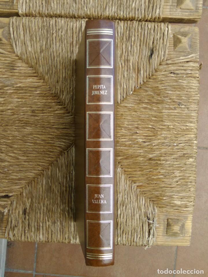 Libros de segunda mano: PEPITA. JIMÉNEZ VALERA, Juan. Círculo de amigos de la historia - Foto 2 - 131496794