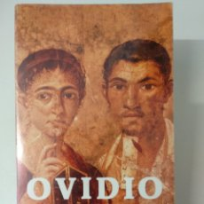 Livres d'occasion: HEROIDAS. OVIDIO. Lote 132155169
