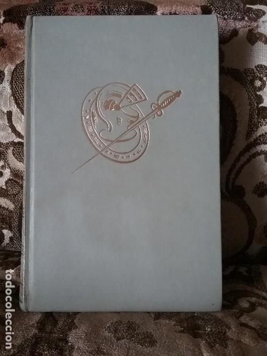 Libros de segunda mano: Quijote. Espasa Calpe, 1967. Ilustraciones de las mas celebradas ediciones de diferentes epocas y - Foto 2 - 132166538