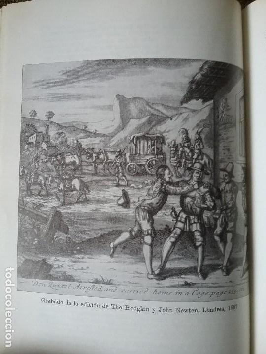 Libros de segunda mano: Quijote. Espasa Calpe, 1967. Ilustraciones de las mas celebradas ediciones de diferentes epocas y - Foto 5 - 132166538