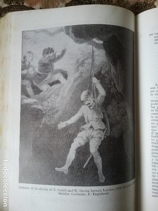 Libros de segunda mano: Quijote. Espasa Calpe, 1967. Ilustraciones de las mas celebradas ediciones de diferentes epocas y - Foto 7 - 132166538
