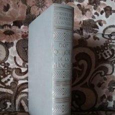 Libros de segunda mano: QUIJOTE. ESPASA CALPE, 1967. ILUSTRACIONES DE LAS MAS CELEBRADAS EDICIONES DE DIFERENTES EPOCAS Y. Lote 132166538