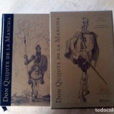 Libros de segunda mano: DON QUIJOTE DE LA MANCHA, EDICIÓN DE LUJO, ILUSTRADO POR ANTONIO MINGOTE.. Lote 132172302