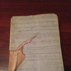Libros de segunda mano: LA BARRACA DE VICENTE BLASCO IBAÑEZ AÑO 1955. Lote 132410415