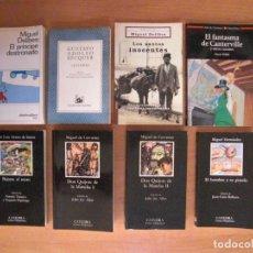 Libros de segunda mano: GRAN LOTE 8 LIBROS DE AUTORES CLÁSICOS.. Lote 132643806