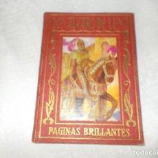 Libros de segunda mano: DON ÁLVARO DE LUNA PÁGINAS BRILLANTES EDITORIAL ARALUCE. Lote 132909918