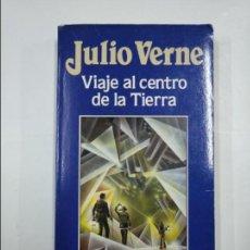 Libros de segunda mano: VIAJE AL CENTRO DE LA TIERRA. JULIO VERNE. EDICIONES ORBIS Nº 11. TDK317. Lote 132931242