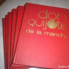 Libros de segunda mano: DON QUIJOTE DE LA MANCHA 6 TOMOS EN CÓMIC EDICIONES NARANCO . Lote 132978466