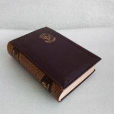 Libros de segunda mano: GUSTAVO ADOLFO BÉCQUER, OBRAS COMPLETAS · AGUILAR, 1954. Lote 132980386