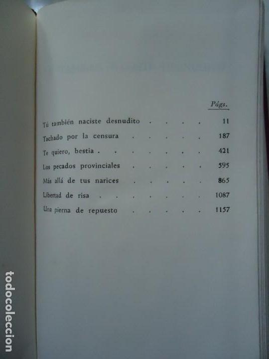 Libros de segunda mano: LIBRO. ÁLVARO DE LAIGLESIA. VOLUMEN III- CON 7 OBRAS. - Foto 2 - 133028246