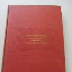 Libros de segunda mano - A SANGRE Y FUEGO, ENRIQUE SIENKIEWICZ, BIBLIOTECA DE GRANDES NOVELAS SOPENA CS142 - 133268354