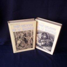 Libros de segunda mano: MIGUEL DE CERVANTES - DON QUIJOTE DE LA MANCHA, EDITORIAL ALFREDO ORTELLS 1980 - CLASICOS JUVENTUD. Lote 133334694
