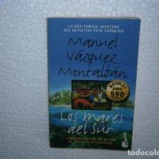 Libros de segunda mano: LOS MARES DEL SUR. Lote 133370446