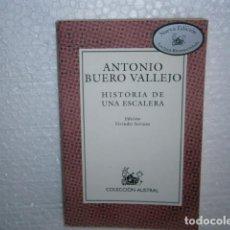 Libros de segunda mano: HISTORIA DE UNA ESCALERA. Lote 133370534