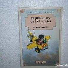 Libros de segunda mano: EL PRISIONERO DE LA FANTASÍA. Lote 133371054