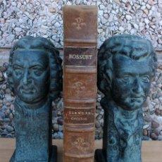 Libros de segunda mano: DE BOSSUET. SERMONS CHOISIS.. Lote 133763314