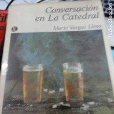 Libros de segunda mano: CONVERSACIÓN EN LA CATEDRAL - MARIO VARGAS LLOSA. Lote 131375790