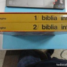 Libros de segunda mano: BIBLIA INFANTIL - NUEVO Y ANTIGUO TESTAMENTO - EDITORIAL REGINA. Lote 133995858