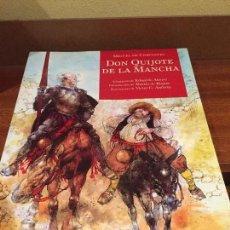 Libros de segunda mano: DON QUIJOTE DE LA MANCHA. Lote 134419394